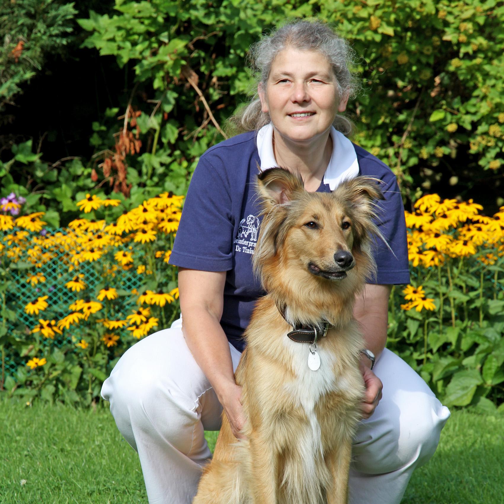 Dr. med. vet. Heide-Gisela Tinius